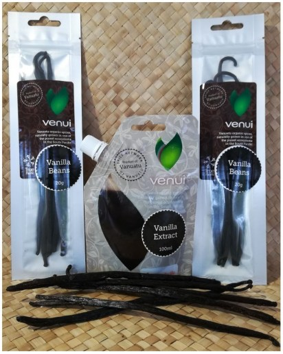 Vanilla Beans and Extract