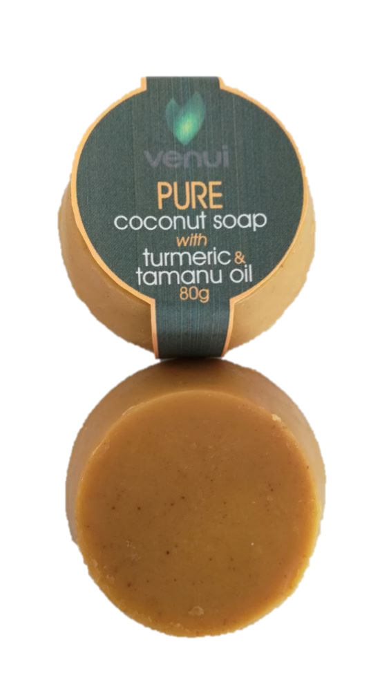 Venui Pure Coconut Soap